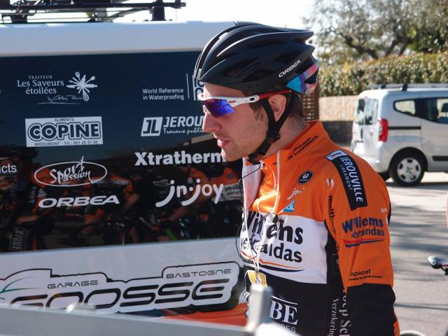 Anthony Hubert :